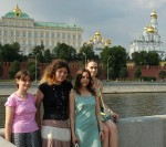 Прогулка по Москворецкому острову