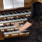 Концерт в Большом концертном зале РАМ им. Гнесиных (19.02.2010). Электронный органан