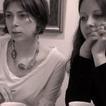 Анна Странд и Анна Федорец