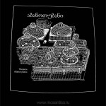 007 Тбилисские серные бани. 2011. Михаил Тренихин. Графическая серия «Грузинский дневник»