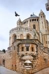 Гора Сион. Храм Успения Пресвятой Богородицы (Дормицион).