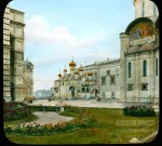 Branson DeCou. Кремль Соборная площадь. 1931