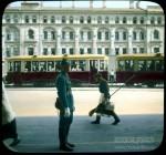 Branson DeCou. Моисеевская площадь. Вид на будущую Манежную площадь. 1931