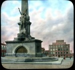 Branson DeCou. Монумент Свободы на Советской площади. 1931