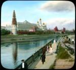 Branson DeCou. Вид на Кремль от Большого Каменного Моста. 1931