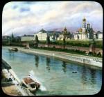 Branson DeCou. Вид на Кремль с Большого Москворецкого моста. 1931