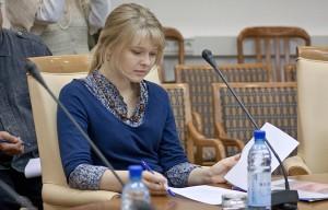 Мария Голдинова (фото Натальи Михайловой)