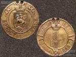 Должностной знак Волостной судья Московской губернии. 19 февраля 1861 года - 12 июля 1889 года