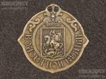 Должностной знак Волостной судья Московской губернии