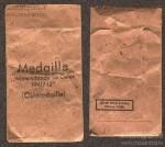 Бумажный пакет к медали «За зимнюю кампанию на Востоке 1941/42»