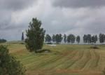 Бородинское поле. Батарея Раевского
