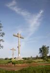 Бородино. Воинское кладбище у стен Спасо-Бородинского монастыря