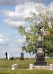 Багратионовы флеши. Памятник 27-й