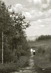 Бородино. Багратионовы флеши у Спасо-Бородинского монастыря