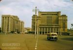 Jacques Dupaquier. Площадь Революции и гостиница Москва. 1956