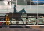 «Прозрачная тень генерала Маннергейма». Хельсинки, Финляндия. 2007. Конный памятник маршалу Маннергейму (фин. Marsalkka Mannerheimin ratsastajapatsas) установлен на проспекте Маннергейма в Хельсинки. Скульптор Аймо Тукиайнен, 1960