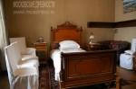 Особняк Рябушинского, спальня, кровать