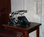Особняк Рябушинского, старинные телефоны