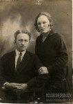 7. Прадедушка Павел Васильевич и прабабушка Анастасия Степановна. 1927 год