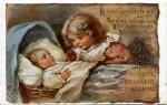 Бём Е. М. (1843—1914). Пасхальная открытка