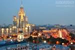 Высотка на Котельнической набережной. Автор: Евгений Беззубцев