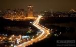 Жилой комплекс «Алые паруса» с жилого комплекса «Янтарный город». Автор: Евгений Беззубцев