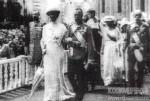Николай II на праздновании 300-летия дома Романовых