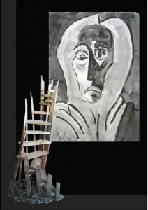 Выставка «Ноль и бесконечность» Александра Кацуры и Марка Маргулиса -- «Галерея на Чистых прудах»