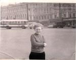 1. Проспект Мира. 1963. Моя бабушка Валя