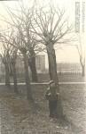 11. Так выглядел район нынешней Суворовской площади в 1970 году. Моя мама.