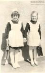 13. Октябрята. 1973. Мама (справа) с подругой Таней.