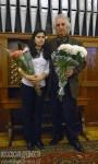 Заслуженный артист России Александр Майкапар и Лана Думбадзе