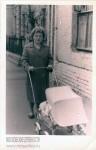 5. Бабушка с дочерью Светой. 1964. Больничный переулок.