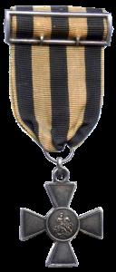 Знак отличия Военного ордена. 1815 год. Сайт Награды Императорской России