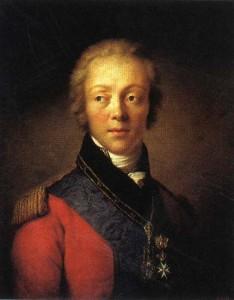 Граф Фёдор Васильевич Ростопчин (1763 — 1826). Портрет работы Сальватора Тончи, 1800.