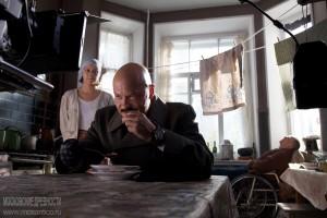 Московские коммуналки. Кадр из фильма Шпион (2012)