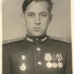 Ануфриев Сергей Архипович (1912 – 1975) – профессиональный военный; закончил войну в звании майора; воевал на Калининском фронте; был в армейской разведке; вернулся живым.