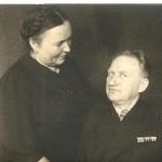 4. Бабушка с дедушкой после войны