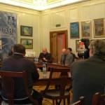 Заседание Финансового пресс-клуба Союза журналистов России