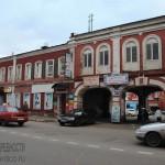 Казарма-«самомазка» в Орехово-Зуево