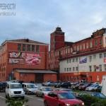 Производственные здания Морозовских фабрик в Орехово-Зуево