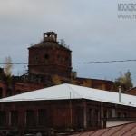 Заброшенный корпус Морозовской фабрики в Орехово-Зуево
