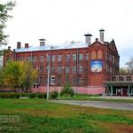 Школа при Морозовской фабрике в Орехово-Зуево