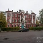 Казармы для рабочих Морозовских фабрик в Орехово-Зуево