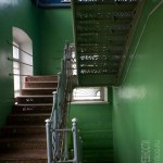 Лестница казарм в Орехово-Зуево