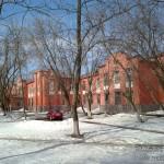 Больница при фабриках в Орехово-Зуево