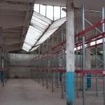 Интерьеры Новоткацкой фабрики в Ногинске