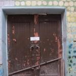 Двери Новоткацкой фабрики в Ногинске