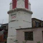 Труба при Новоткацкой фабрике в Ногинске