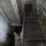 Лестница рабочих казарм в Ногинске